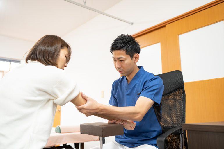触診・カウンセリング|新潟市中央区さいき接骨院