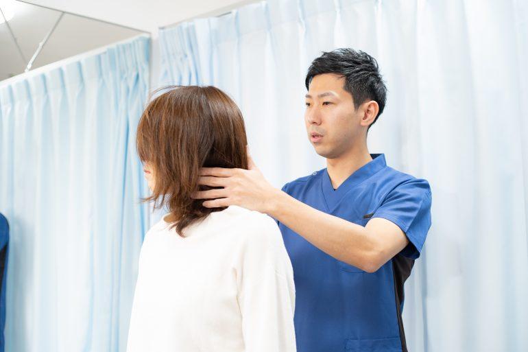 首・肩の痛み|新潟市中央区の接骨院