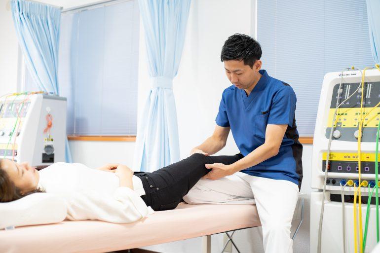 負担をかけない施術|新潟市中央区さいき接骨院