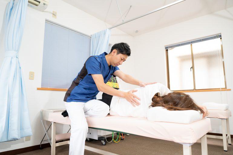 腰痛の治療|新潟市中央区