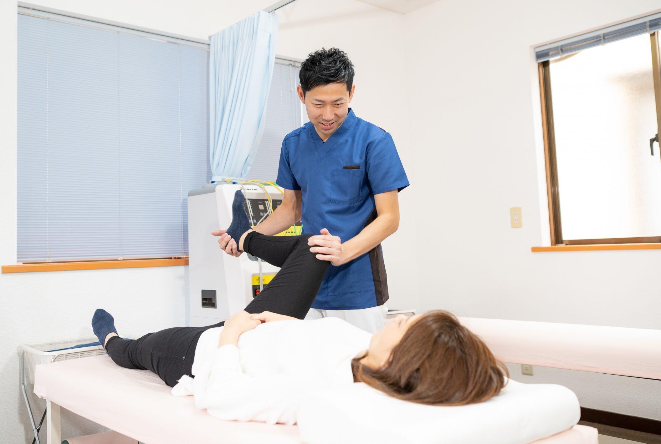 膝の治療|新潟市中央区で整形外科をお探しの方