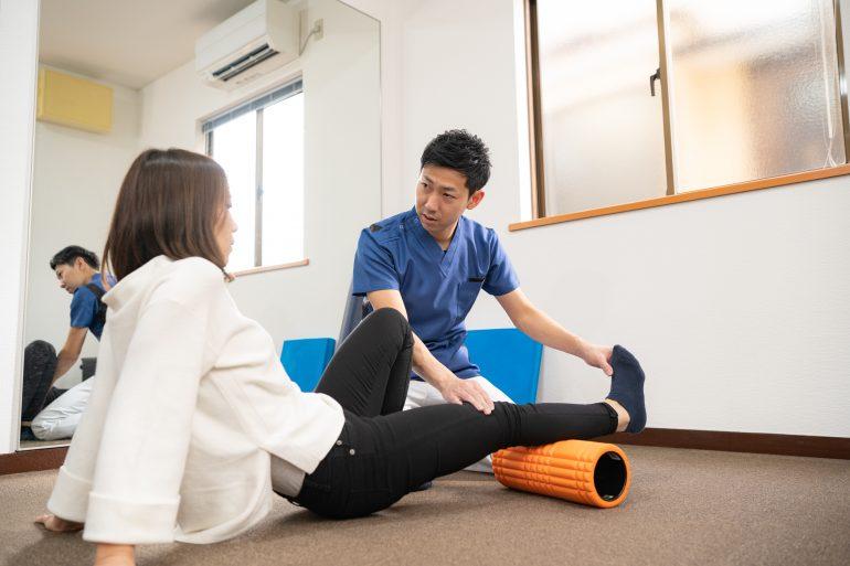 膝のリハビリ|新潟市中央区で膝の痛み改善