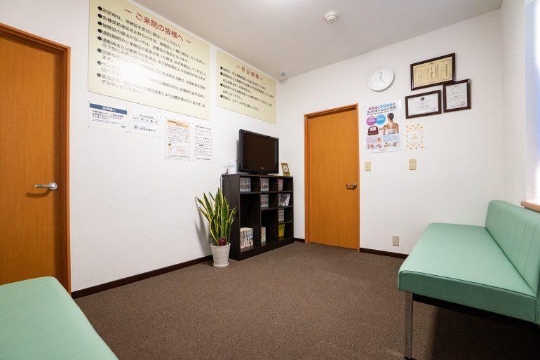 問診票の記入|新潟市中央区さいき接骨院